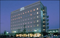 【新幹線付プラン】ホテルメッツ北上(JR東日本びゅう提供)