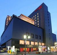【特急列車付プラン】いわきワシントンホテル椿山荘(JR東日本びゅう提供)