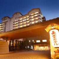 【新幹線付プラン】天童温泉 天童ホテル(びゅうトラベルサービス提供)