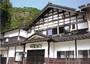 庄川峡長崎温泉 古民家の宿おかべ