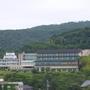 大山を望む高台の宿 国民宿舎 グリーンスコーレせきがね