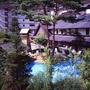 癒しの絶景露天風呂といろり料理味わう山リゾート 伴久ホテル