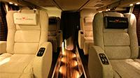 ワンランク上の快適シート グレードアップシートバス