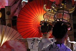 熊本県 山鹿燈籠まつり