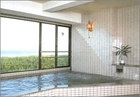 九十九里中里海岸 白子温泉 ホテル 城之内荘