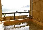 今井浜 温泉露天風呂わたや