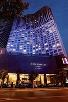 �j���[���[���h�z�e����A �i��A�V���E��X�j New World Dalian Hotel
