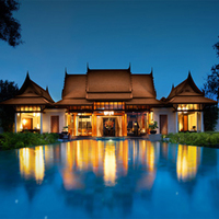 �o�������c���[�@�X�p�E�T���N�`���A���[ BANYAN�@TREE�@SPA�@SANCTUARY
