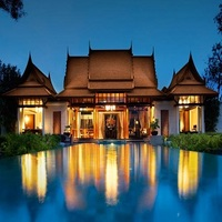 �_�u���E�v�[�����B���@by�@�o�������c���[ DOUBLE�@POOL�@VILLAS�@BY�@BANYAN�@TREE
