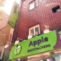 �A�b�v���o�b�N�p�b�J�[�Y APPLE BACKPACKERS