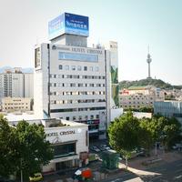 CRYSTAL TOURIST HOTEL クリスタル観光ホテル(大邱)