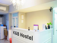 K & B Hostel K&B�@�z�X�e���iK&B���فj