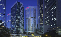 コンラッド香港(香港港麗酒店)
