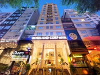 ���[�Y�����h�@�R�[�v�@�z�e�� ROSELAND�@CORP�@HOTEL