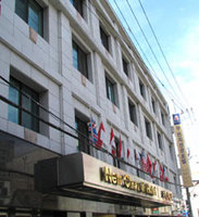 ニュー天地(ニュチョンジ)観光ホテル