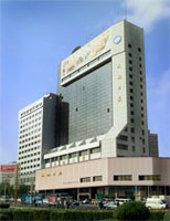DALIAN ROYAL HOTEL ロイヤルホテル大連(大連民航大厦)