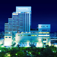�m�{�e����緁i�e�O�j�V�e�B�[�Z���^�[ NOVOTEL DAEGU CITY CENTER