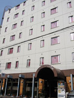 BUSINESS HOTEL OKAYAMA SUNSHINE