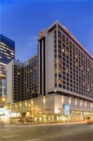 SHERATON HONG KONG HOTEL & TOWERS �V�F���g���@�z���R���@�z�e�����^���[�Y(���`�었�o��X)