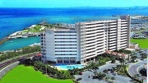 月球海洋宜野灣公寓飯店