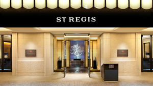 大阪聖瑞吉斯飯店 (The St. Regis Osaka Hotel)