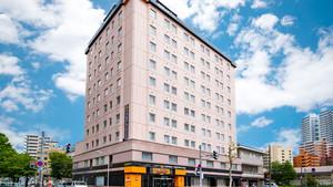 APA Hotel (Sapporo Susukino Ekiminami)
