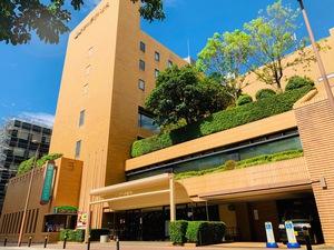 ホテル福岡ガーデンパレス