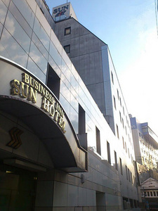 ビジネスイン サンホテル