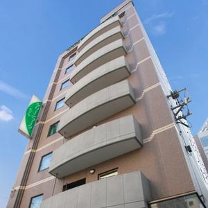 綠色標誌飯店