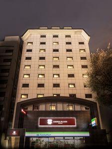 紅屋頂加大阪難波酒店