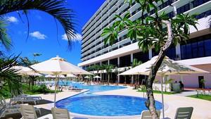 南冲绳海滩度假酒店