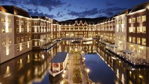 하우스텐보스 호텔 유럽