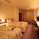 客室例:デラックス・シングルルーム