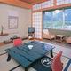 客室例:穂高側和室