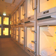 Capsule hotel and Sauna Kawasaki Big_room_pic