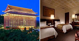 台湾グランドホテル(圓山大飯店)