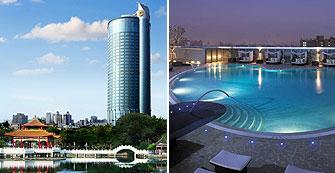 シャングリ・ラファーイースタンプラザホテル・タイナン(台南香格里拉國際大飯店)