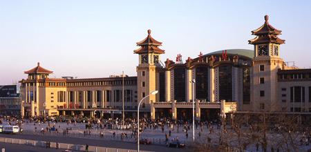 出張にも旅行にも◎中国駅近ホテル