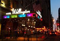 ウェリントン ホテル