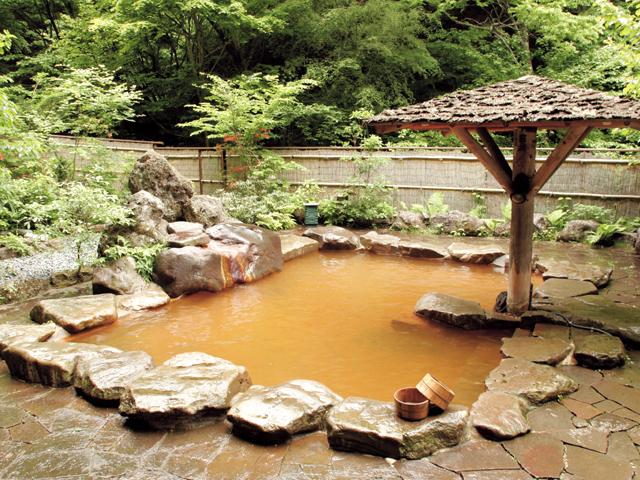 角間温泉(上田市)