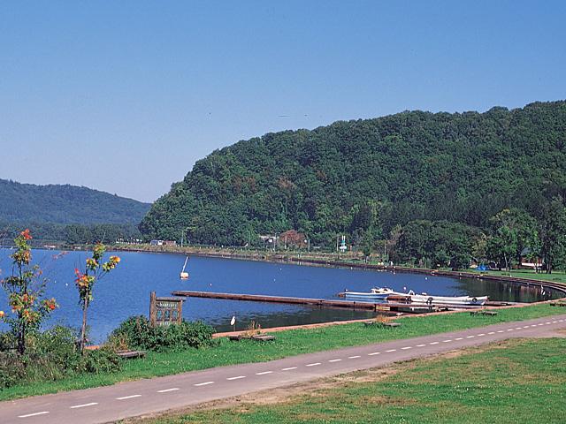 網走湖畔温泉