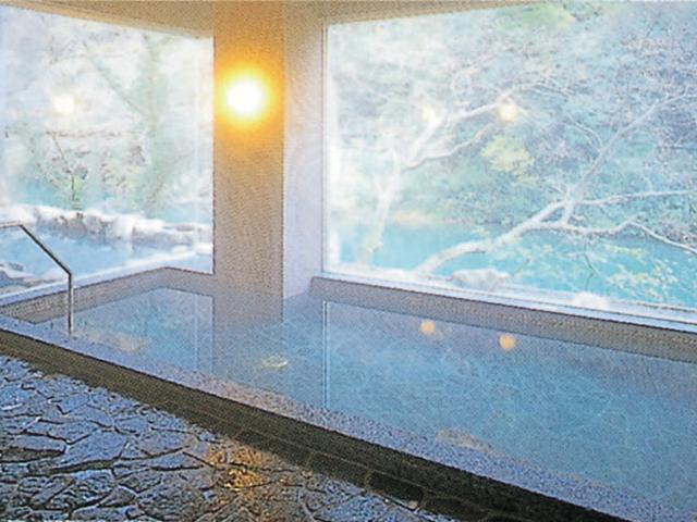 立久恵峡温泉