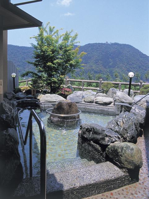 錦帯橋温泉