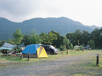水上宝台樹キャンプ場
