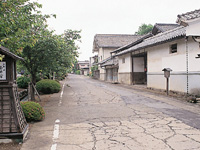 白井宿・写真