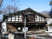 生方記念資料館・旧生方家住宅・写真