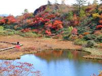 武具脱の池・写真