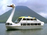 榛名湖遊覧船・写真