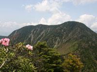 皇海山・写真