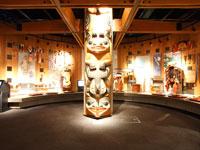 北海道立北方民族博物館・写真